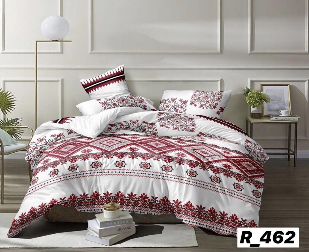 Комплект постельного белья из натуральной ткани (евро)