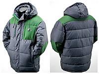 Модная спортивная зимняя курточка