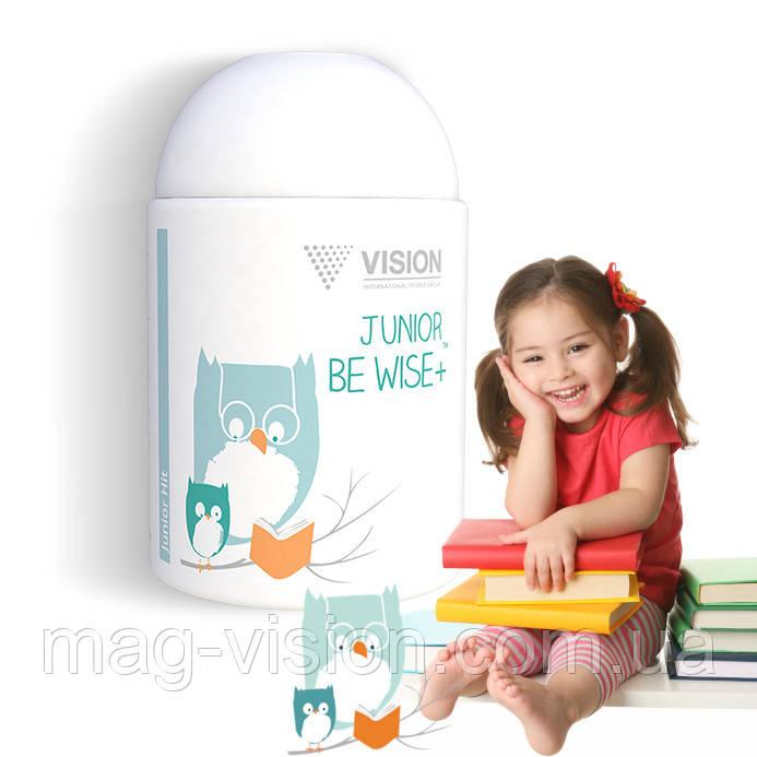 Юниор Би Вайс+ (Junior Be Wise+) - витаминно-минеральный комплекс с йодом и селеном для ребенка
