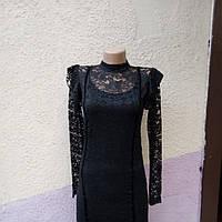 Подростковое платье из гипюра, фото 1
