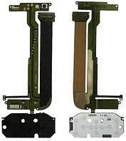 Шлейф Nokia N95 8Gb с 3G камерой и верхним клавиатурным модулём Original