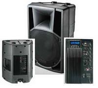 Активная акустика  RC15FA+MP3