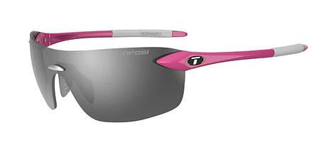 Окуляри Tifosi Vogel 2.0 Neon Pink з лінзами Smoke, фото 2
