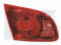 Фонарь задний для Hyundai Santa Fe '06-09 правый (FPS) внутренний