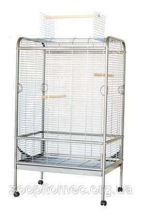 Вольер для попугаев OMEGA 4 Inter-Zoo (Омега 4 Интер Зоо) прут 4 мм, 75*100*176 см