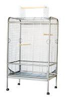 Вольер для попугаев OMEGA ОМЕГА 4.Прут 4 мм.75*100*176 см.P215