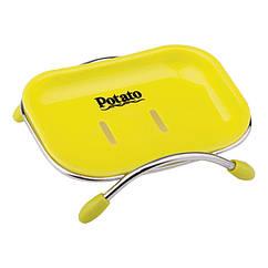 Potato P201-1 Мыльница пластиковая