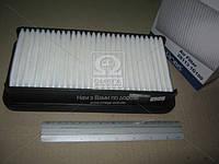 Фильтр воздушный на HYUNDAI ACCENT 1.5 CRDi  и KIA RIO 1.5 CRDi 2005г-2010г (ОРИГИНАЛ)