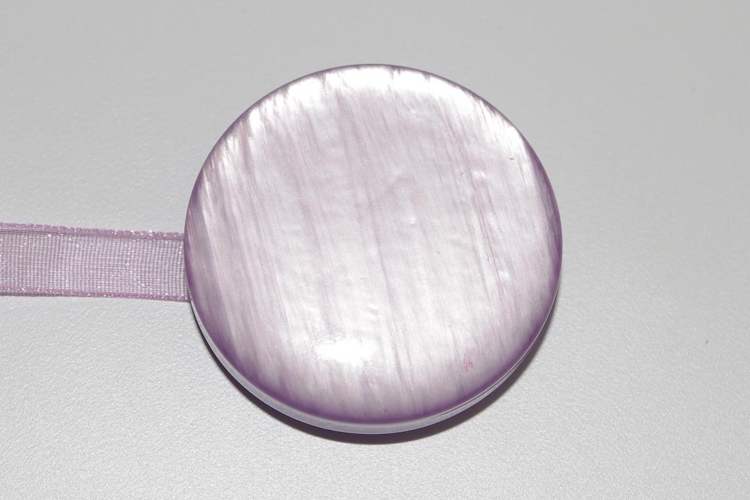 Декоративный магнит подхват для штор и тюлей К2
