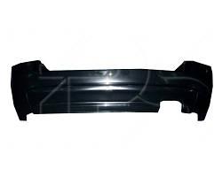 Бампер задний KIA Sportage -08 (один выхлоп) (FPS). 866111F000
