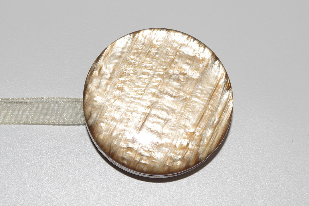 Декоративний магніт підхоплення тримач для штор та тюлей К3 аксесуари 3