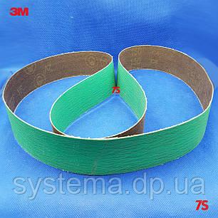3М™ 577F - Шліфувальна стрічка для гріндер а 50x1500 мм, P150, фото 2