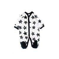 Человечек белый Stars MISHKA 1238 Размер  56