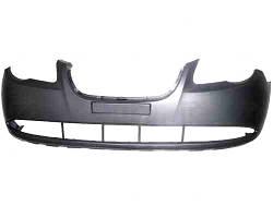 Бампер передний Hyundai Elantra 06-10 без решетки (FPS). 865112H000