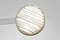 Декоративный магнит подхват для штор и тюлей К6