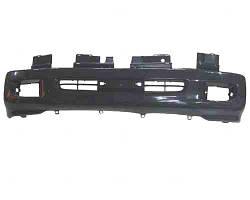 Бампер передний Toyota Land Cruiser J100 98-05 с отверстиями противотуманных фар (FPS). 5211960904