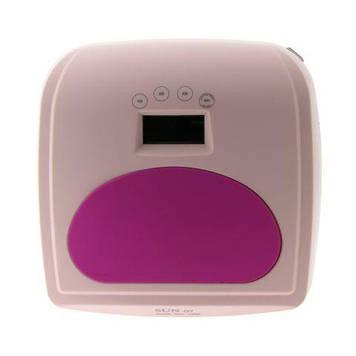 Гібридна лампа SUN Q7 48 ват, рожева