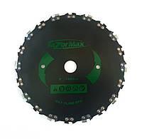 Диск с цепью пильный для мотокосы бензокосы мототриммера