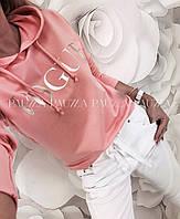 """Кофточка женская  """"Vogue с капюшоном"""", фото 1"""
