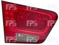 Фонарь задний для Kia Cerato '09-13 левый (FPS) внутренняя