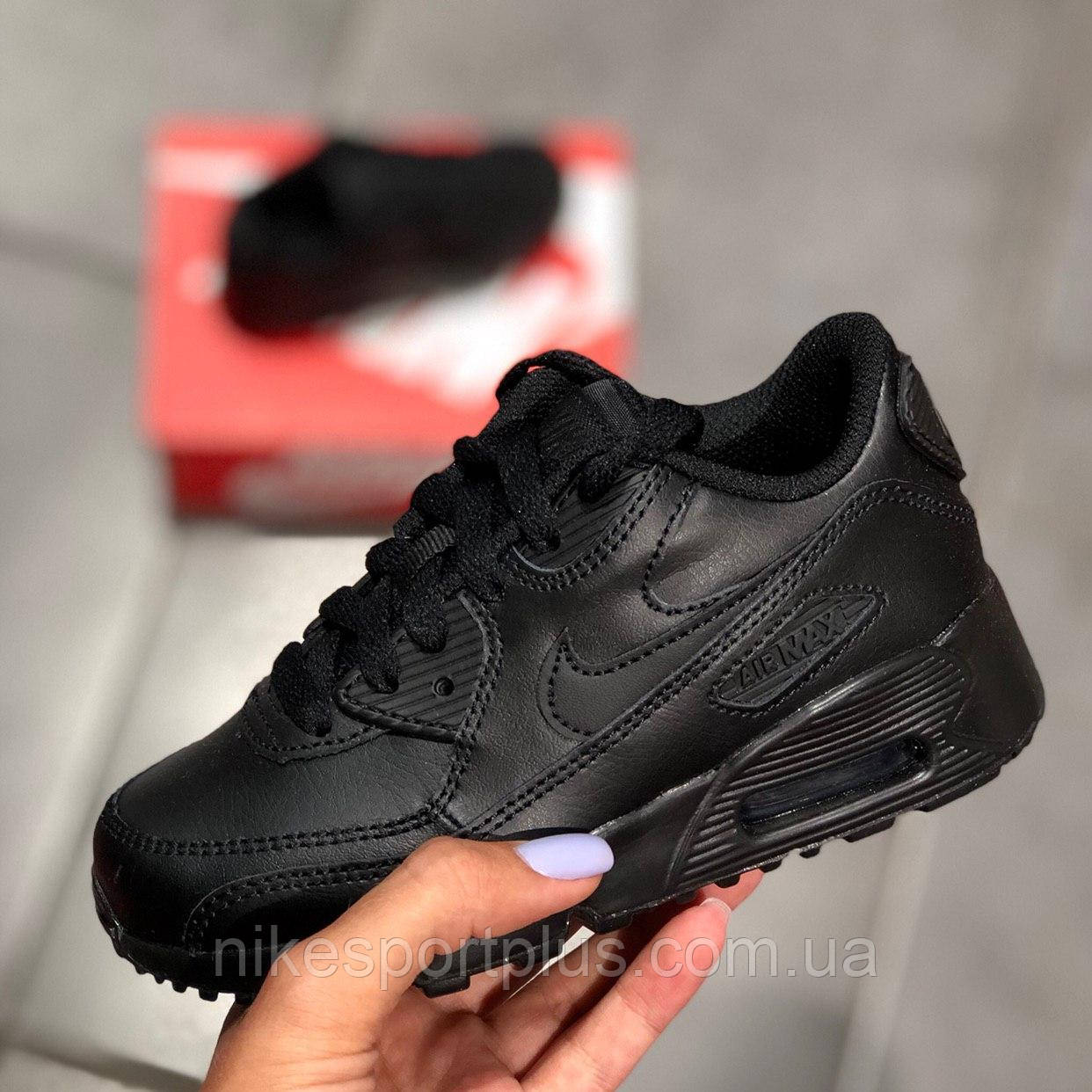 КРОССОВКИ NIKE AIR MAX 90 LTR (PS) 833414-001