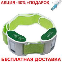 Пояс для вибро-массажа живота и боков RenKai RK-005 Body MAT CASE vibration body massager + монопод для селфи