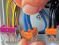 Современные способы соединения проводов