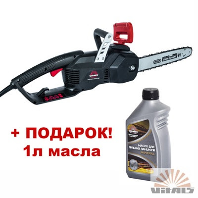 Електропила ланцюгова Vitals Master EKZ 224 Black Edition