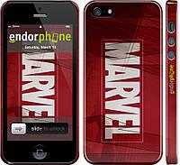 "Чехол для IPhone 5/5s ""Marvel"""