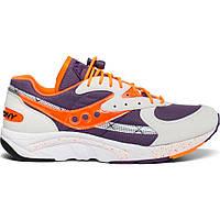 Кросівки Saucony Aya White/Purple/Orange 60460-6s, фото 1
