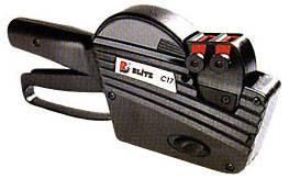 Этикет-пистолет BLITZ (OPEN) С17 (двухстрочный)