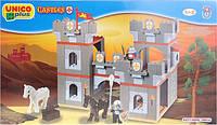 Детский конструктор Рыцарский замок 8571-0000, 168 деталей