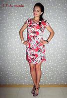 """Платье большого размера RIO"""" I.V.A.-MODA"""", фото 1"""