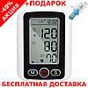 Автоматический тонометр измеритель кровяного давления Blood Pressure Monitor + монопод для селфи - Фото