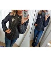 Женская осенняя куртка  р 42-44, фото 1