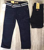 Котоновые брюки на флисе для мальчиков S&D 6-16 лет, фото 1