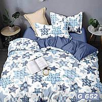 Полуторное постельное бельё Звёзды