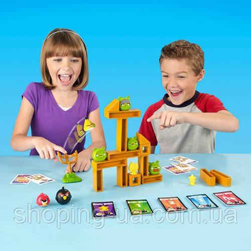 Настольная игра Angry Birds Mattel W2793