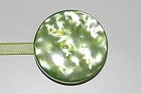 Декоративный магнит подхват для штор и тюлей К15