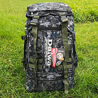 Рюкзак туристичний для походу і риболовлі Daiwa 70 л, фото 1