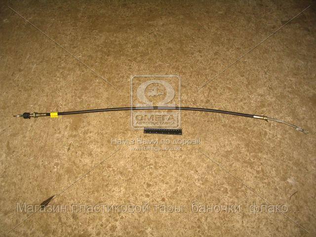 Трос ручного тормоза ГАЗ 3302,2705 задн. (1282мм) (покупн. ГАЗ) 3302-3508180-05