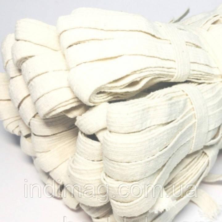 Резинка трикотажная белая  1,5 см