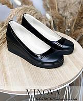 Женские туфли натуральной кожи (размеры 36-41), фото 1