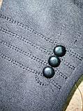 ТРИКОТАЖ с Арктический бархат женские перчатки стильная только оптом, фото 2