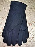 ТРИКОТАЖ с Арктический бархат женские перчатки стильная только оптом, фото 3