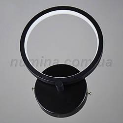 Бра LED YM-80019/1W BK