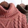 Теплый ворсистый свитер 42-46, фото 7