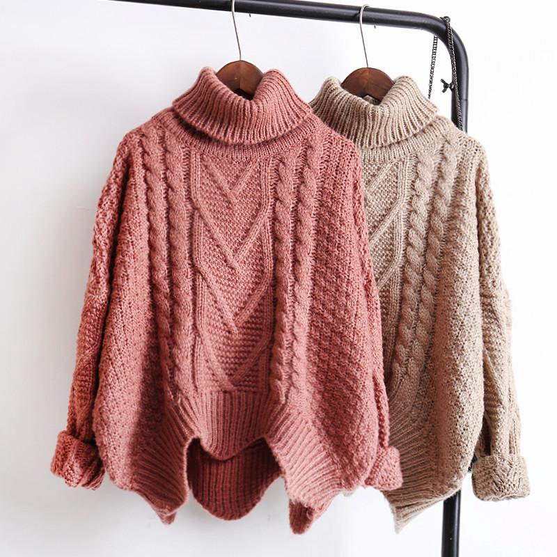 Теплый ворсистый свитер 42-46