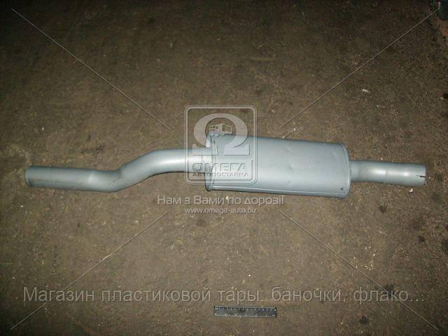 Резонатор ГАЗ 3302,2217 дв.405 (АМЗ) L1130мм (под нейтр.) (покупн. ГАЗ) 3221-1202008-10