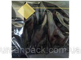 Салфетки бумажные декоративные (ЗЗхЗЗ, 20шт) Luxy Черная (1 пач)